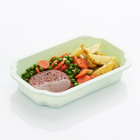 Mix van verse groenten