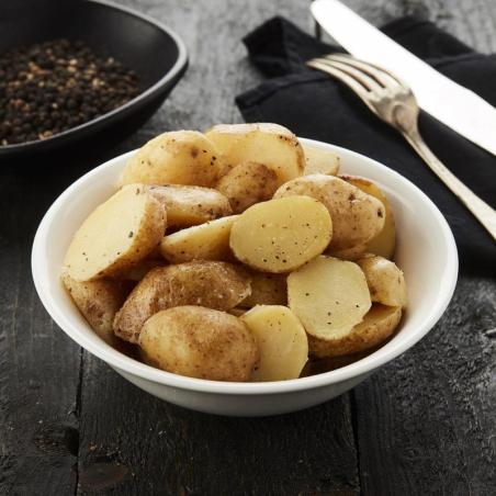 Natuur aardappeltjes in de...