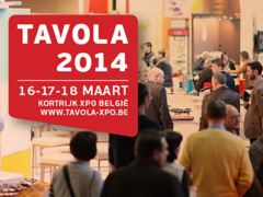 Bezoek ons op Tavola 2014